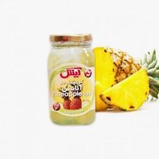 مربای آناناس بدون قند آیش