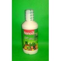 ضد عفونی کننده  سبزیجات D7 نانوسیل