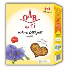 تخم کتان بوداده(طلایی)  OAB