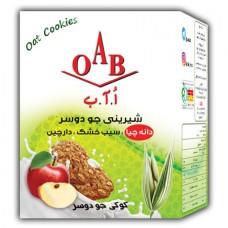 کوکی جودوسر و سیب OAB