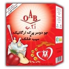 جو دوسر پرک ارگانیک و سیب OAB