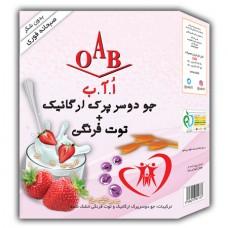 جو دوسر پرک ارگانیک و توت فرنگی OAB