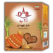 شکر قهوه ای OAB