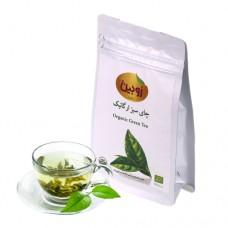 چای سبز ارگانیک زوبین